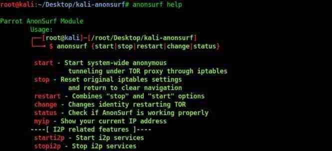anonsurf